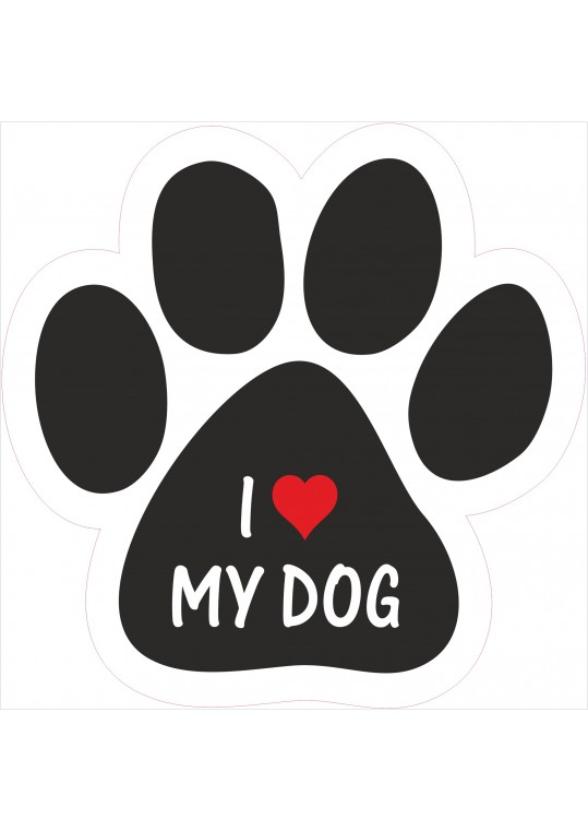I love me dog