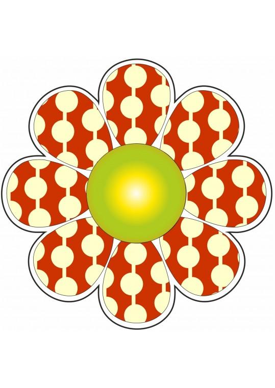 Λουλούδι μπορντό