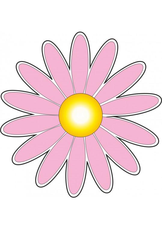 Λουλούδι ρόζ