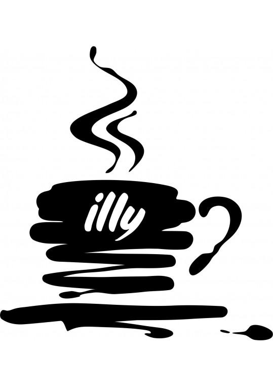 καφέ illy