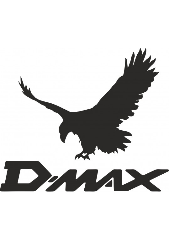 αυτοκόλλητο d-max