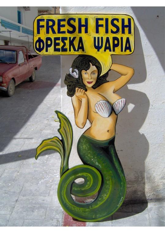 ΦΡΕΣΚΑ ΨΑΡΙΑ -FRESH FISH